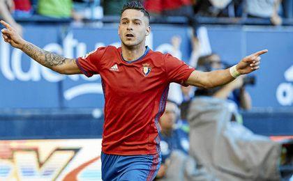 Sergio León reforzará el ataque del Betis.