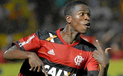 Vinicius es la última sensación de Brasil.
