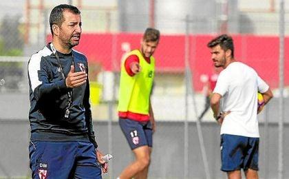 Sevilla Atlético-Getafe: Ahora, a por otro peldaño