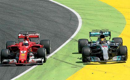 Hamilton logró la victoria en Barcelona; Sainz, séptimo, y Alonso acabó