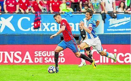 Sergio León será el primer fichaje bético para la 17/18.