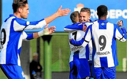 El Deportivo B, posible rival bético, es campeón del Grupo I.