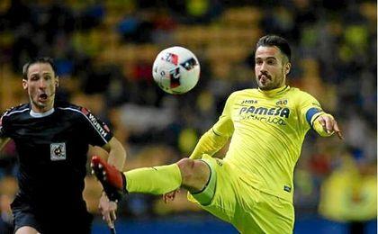 """Mario Gaspar: """"Nos la jugamos en Mestalla e iremos con la idea de ganar"""""""