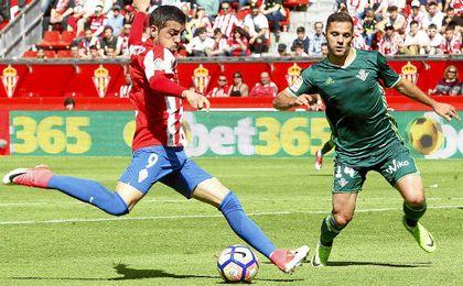 Sporting 2-2 Betis: Reflejo fiel del resto de la temporada
