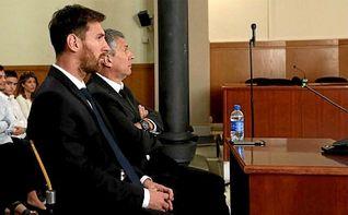 El Supremo mantiene la condena a 21 meses de cárcel a Messi por delito fiscal