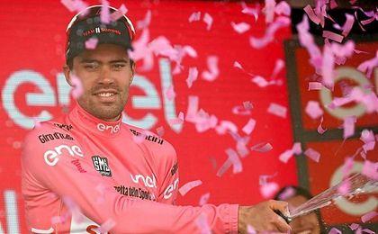 El primer holandés que gana el Giro.