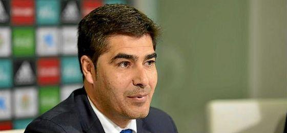 """Haro dice que la salida de Torrecilla ha sido """"una decisión personal"""" del salmatino."""