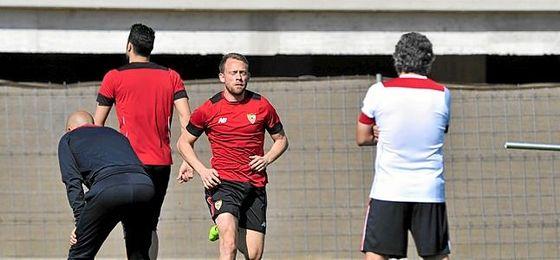 Krohn-Dehli despierta interés en otros equipos.