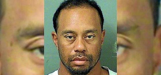 Woods, detenido.