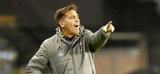 Berizzo y el Sevilla esperan dar el ´O.K.´ a su acuerdo una vez que se formalice la salida de Sampaoli.