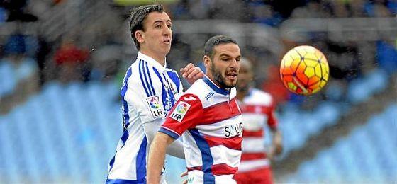 Podía rescindir su contrato si el Granada descendía.