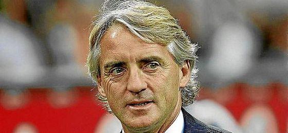 Mancini, nuevo entrenador del Zenit.