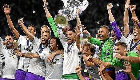Juventus 1-4 R. Madrid: Al Madrid le dan las doce en Cardiff
