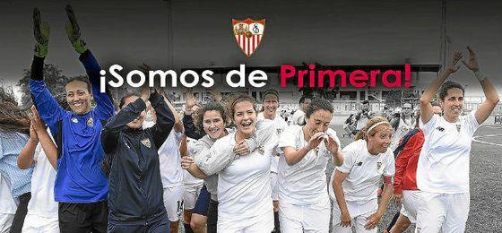 Femarguín 3-2 Sevilla FC: Logra el ascenso a Primera