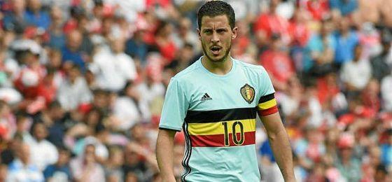 La lesión de Hazard puede frustrar su salida del Chelsea.