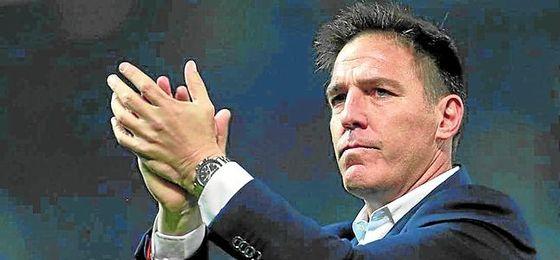 Eduardo Berizzo será el entrenador del Sevilla.