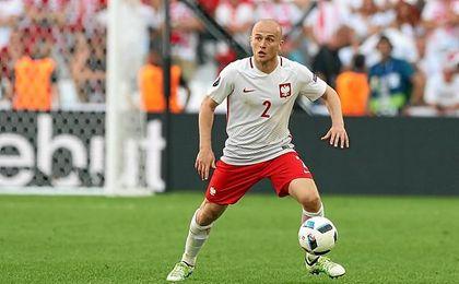 Pazdan es internacional con Polonia.