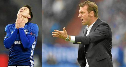 Respira Konoplyanka, el Schalke destituye a Weinzierl.