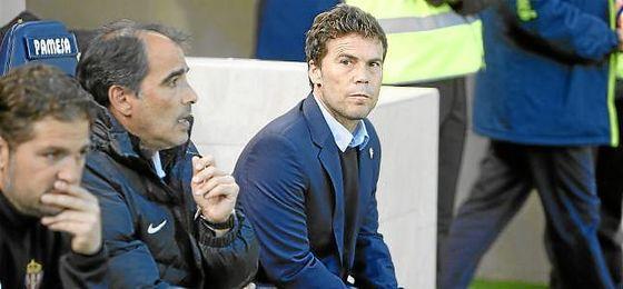 Rubi deja de ser el entrenador del Sporting.