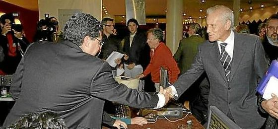 Hugo Galera se opone al pacto con Lopera.