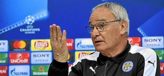 Claudio Ranieri será el nuevo entrenador del Nantes.