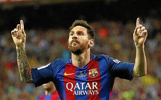"""El Barça espera que Messi firme """"en las próximas semanas"""""""