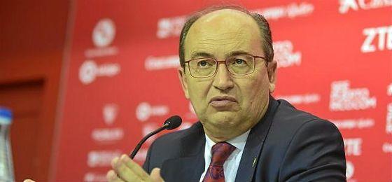 José Castro ha hablado de nombres propios que pueden llegar al Sevilla.