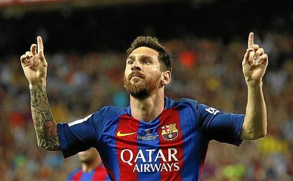 Messi renovará, según el club.