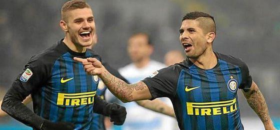 Desde Italia anuncian una reunión entre el agente de Banega y el Inter.