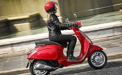 ¿Qué casco de moto modular podemos llevar descubierto al circular?