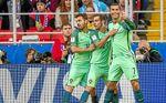 Un gol de Ronaldo salva a Portugal ante Rusia (0-1)