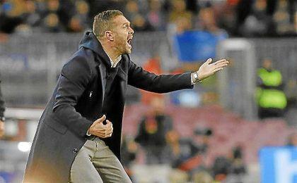 Tevenet, nuevo entrenador del Sevilla Atlético.