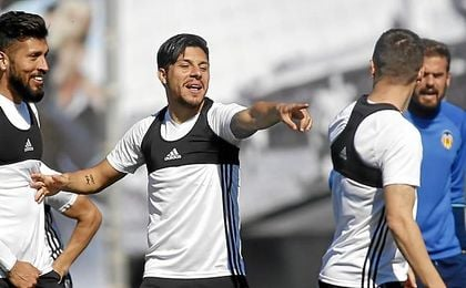 Enzo Pérez podría volver a Argentina.