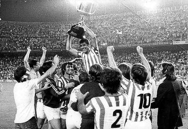 Se cumplen 40 años de la primera Copa del Betis