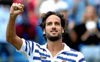 Feliciano, campeón en Queen´s.