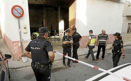Imagen de la vivienda en la que ocurrió el asesinato.