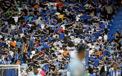 LaLiga bate récord de asistencia a los estadios