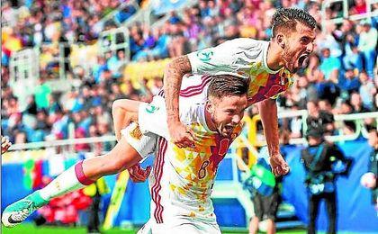 España-Italia: Las dos selecciones más laureadas miden fuerzas por la gran final