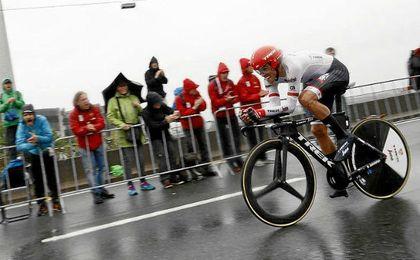 """Contador: """"He cedido una gran diferencia para ser solo 14 kilómetros"""""""
