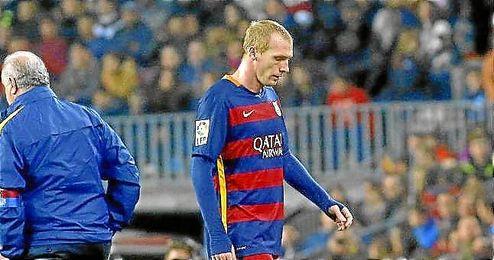 Mathieu, a prueba con el Sporting de Portugal a los 33 años