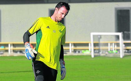 Manu Herrera se marcha sin haber disputado ni un minuto oficial con el Betis.