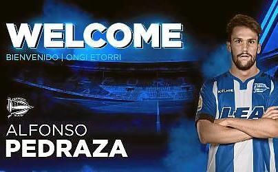 Pedraza ha elegido: jugará en el Alavés