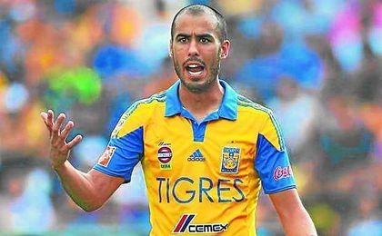 Guido Pizarro debutó hace poco con la selección argentina de la mano de Jorge Sampaoli.