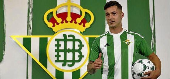 Sergio León será la apuesta ofensiva del Betis