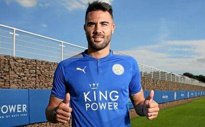 Iborra ya es jugador del Leicester