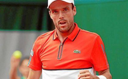 El tenista iguala su mejor marca en un Grand Slam.