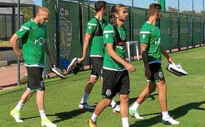 La cláusula antifuga del Sporting a Mathieu
