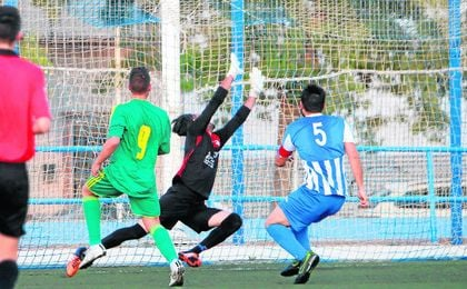 Ramón ha alcanzado un preacuerdo con el Alcalá para defender la próxima temporada la portería del cuadro alcalareño.