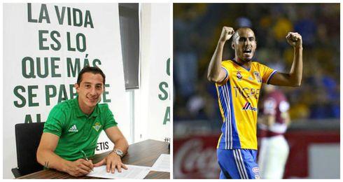 Ambos clubes sevillanos tendrán acento mexicano la próxima temporada.