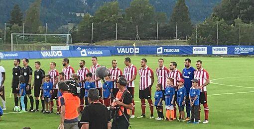 3-2 El Athletic cae ante un Basilea más rodado en el arranque de Ziganda